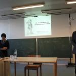 2. Vortrag von Haruka Oba: Das Jesuitentheater